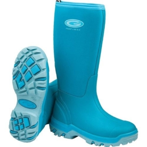 Grubs Frostline 5.0 Wellington Boots in Azure