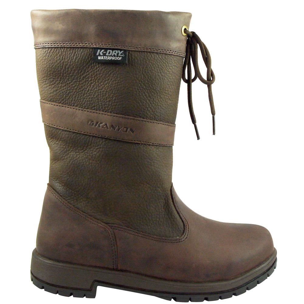 Kanyon Hornbeam Unisex Country Boots