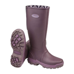 Grubs Boots Womens Rainline Wellington Heather