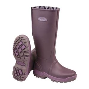 Grubs Boots Womens Rainline Wellington Heather