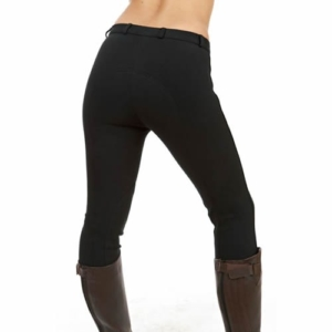 Sherwood Forest Yield Ladies Jodhpurs Black