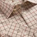 Hoggs of Fife Laird Premier Tattersall Shirt