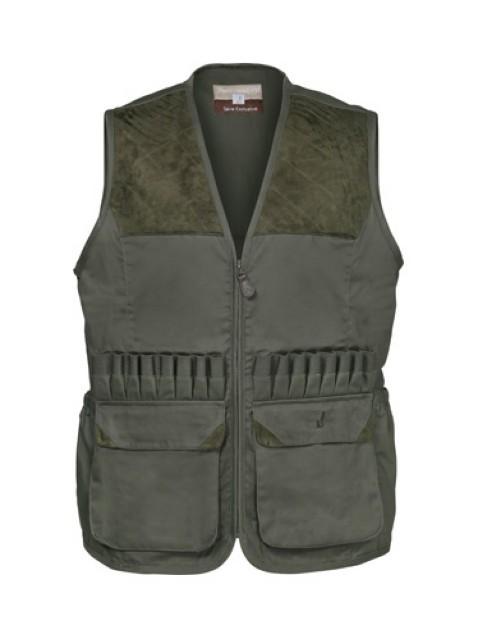 Percussion Billebaude Waistcoat/Gilet Hunting Vest