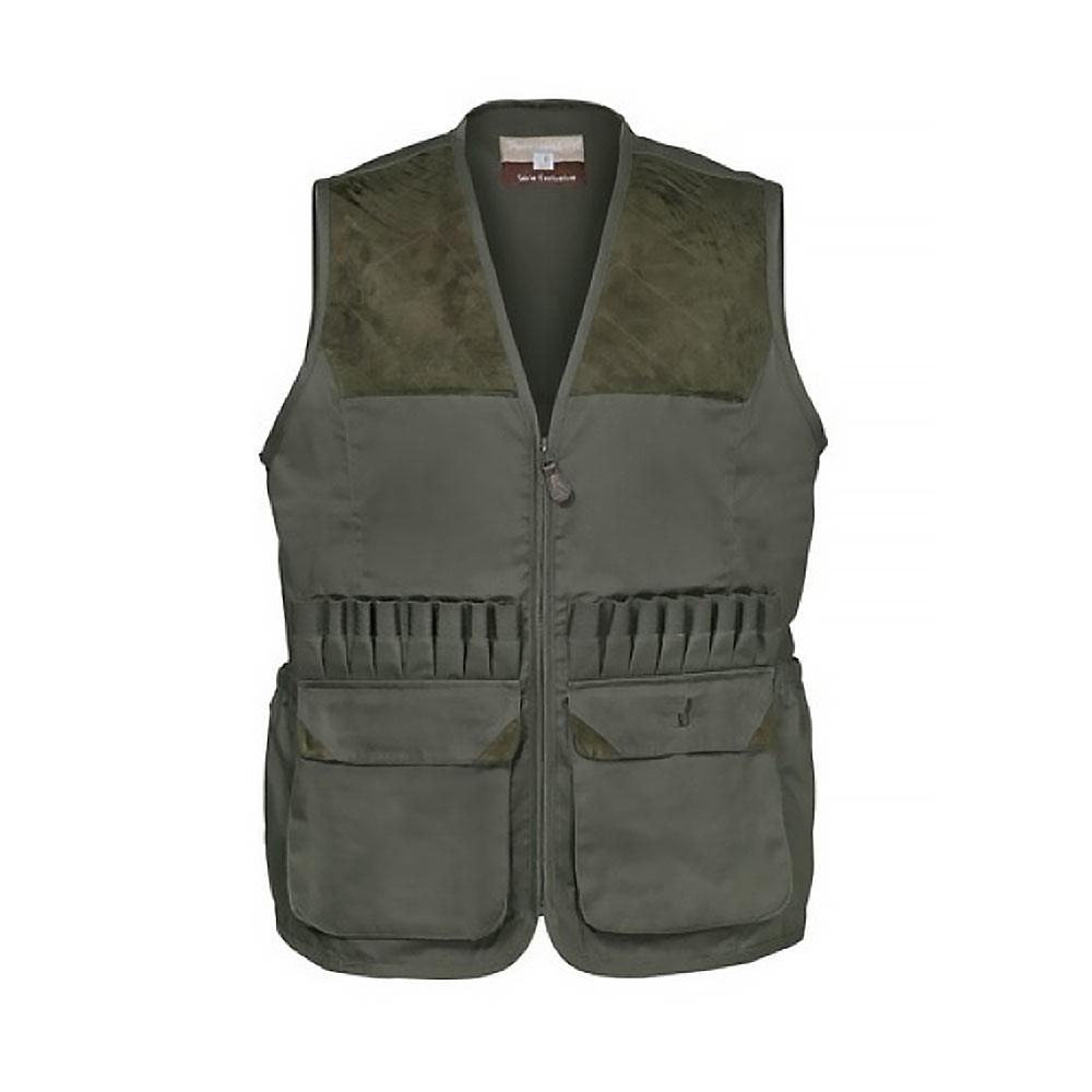 Percussion Billebaude Waistcoat Gilet Hunting Vest