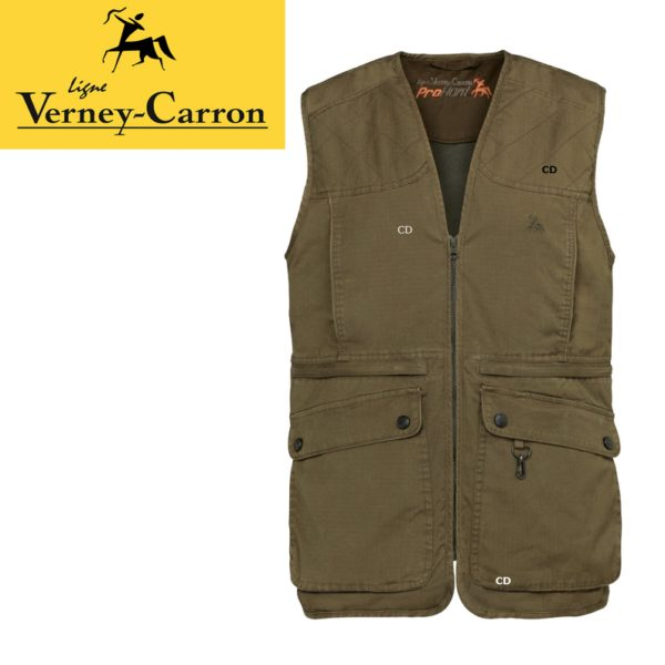 Verney-Carron® GROUSE hunting vest.