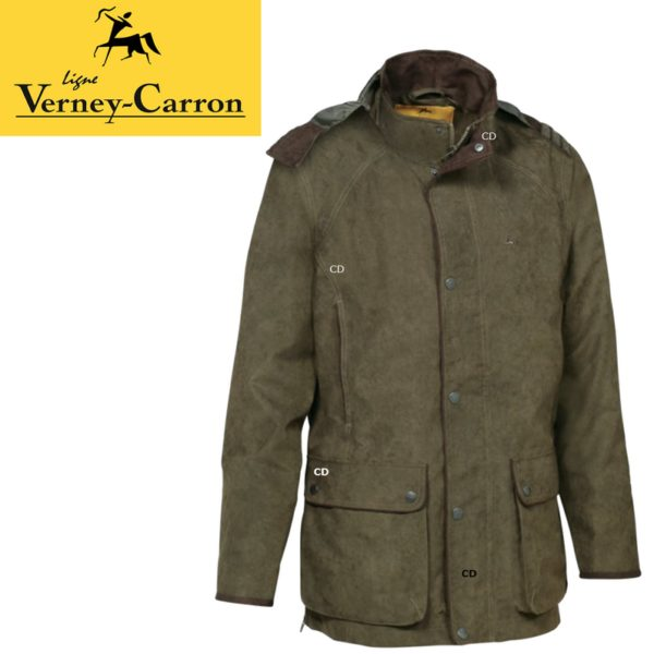 Verney Carron Perdix Jacket Mens   Silent Hunting Jacket