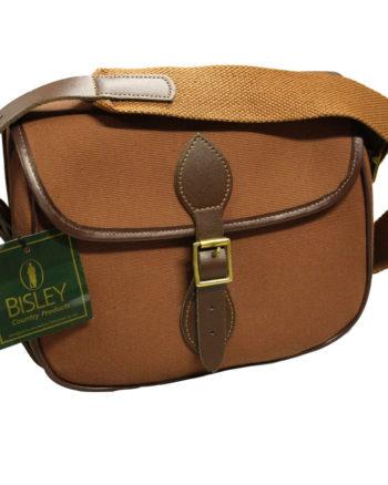 Bisley Canvas Cartridge Bag – 75 – Fox Brown