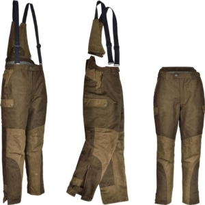 Percussion Grand Nord Hunting Dungaree Trousers