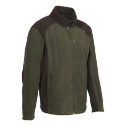 Percussion Hunting Fleece Jacket Waterproof for Men & Ladies