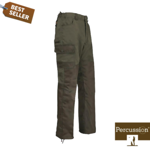 percussion traditional bush trousers