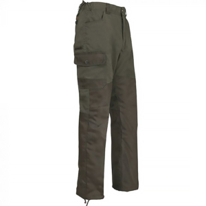 percussion traditional bush trousers green
