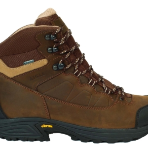 Aigle Mooven Leather Gore-Tex® Walking Boots – Dark Brown