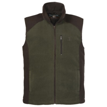 Percussion Gabion polar fleece gilet