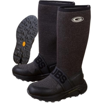 Grubs Adventure Women's Wellington Boot charcoal