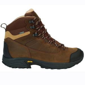 Aigle Mooven Leather Gore-Tex® Walking Boots - Dark Brown