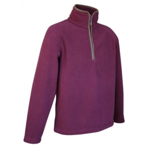 Jack Pyke Countryman Fleece Pullover Burgandy