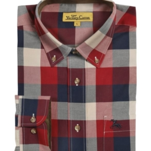 Verney Carron Vadim Checked Shirt