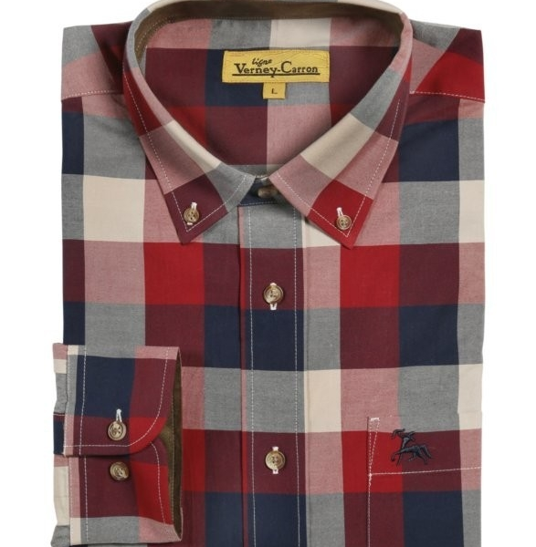 Verney Carron Vadim Checked Shirt