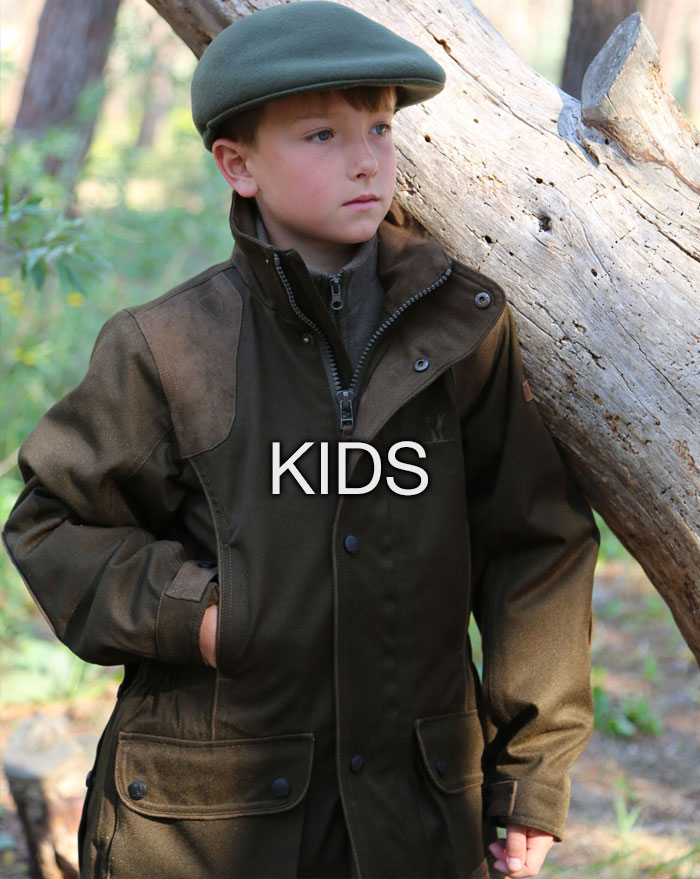Kids country clothing wear