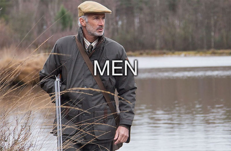 Country clothing for men