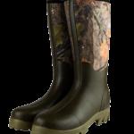 Jack Pyke Ashcombe Camo Neoprene Wellington Boots