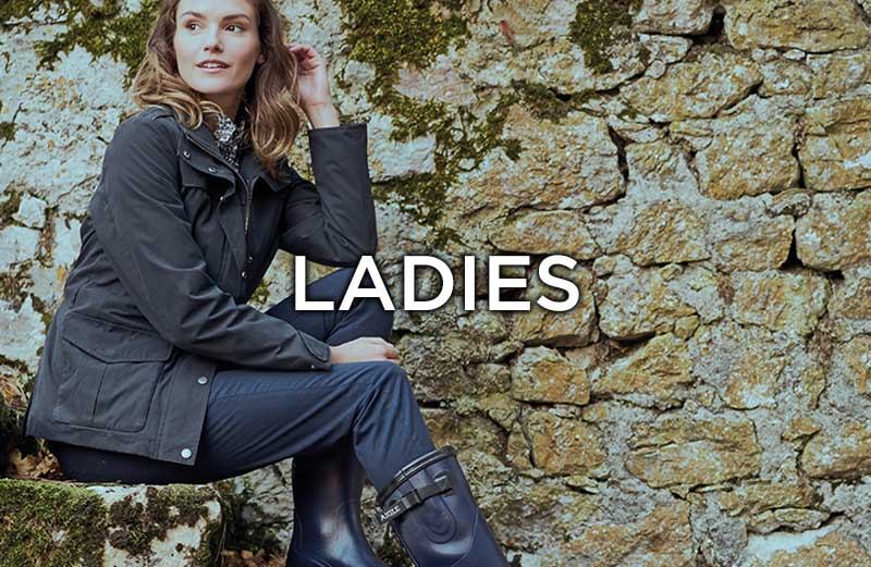 Country clothing for ladies