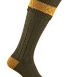 Pennine Byron Shooting Greenacre Sock