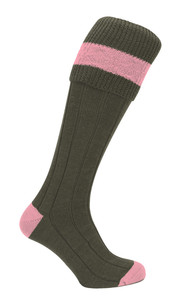ladies shooting sock