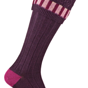The Pennine Bristol Merino Wool Shooting Sock.