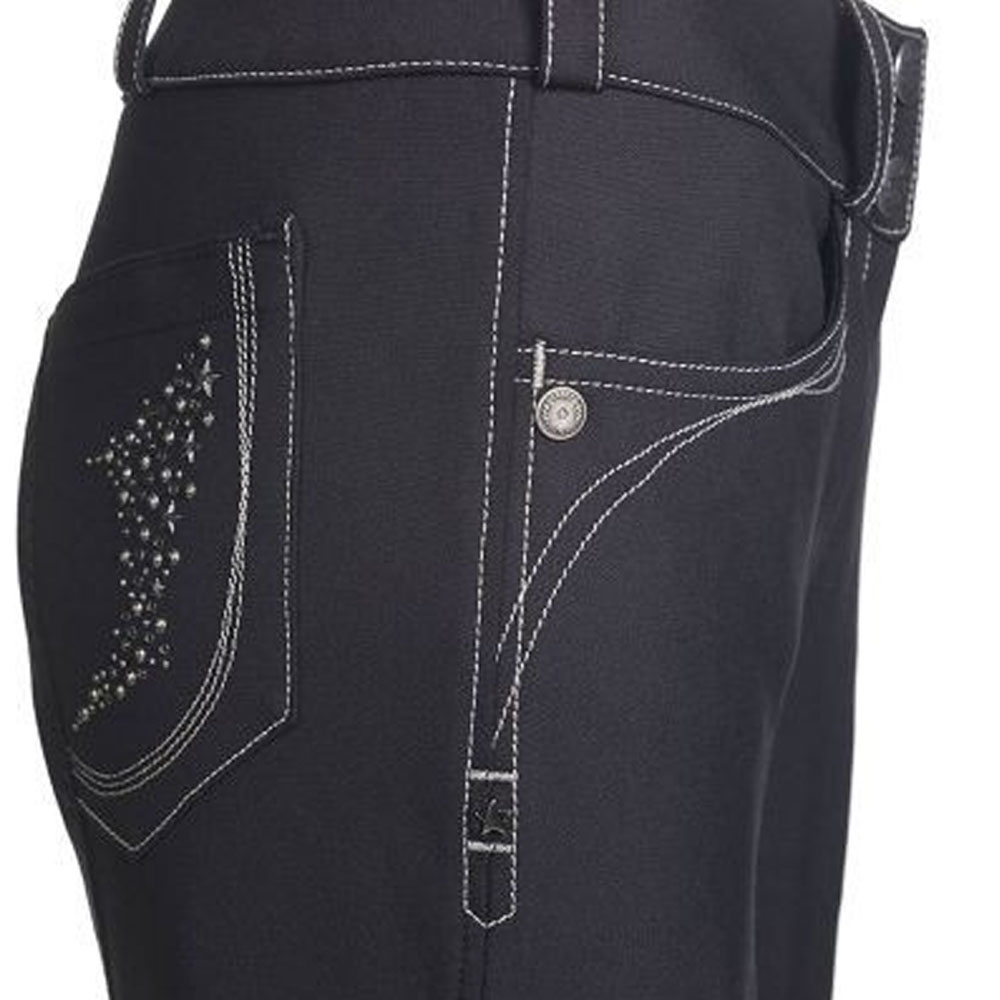 Pikeur Riding Breeches Linette II Negro