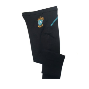 Sherwood Forest Belford Ladies Jodhpurs In Dark Navy Lake Blue