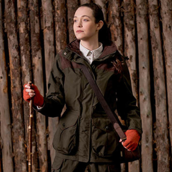 Sherwood Forest Ladies Hardwick Jacket