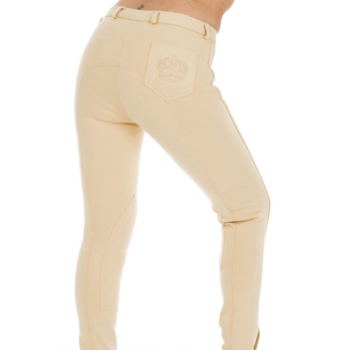 Sherwood Forest Marlow Breeches In Apricot