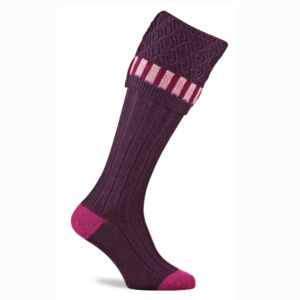 The Pennine Bristol Merino Wool Shooting Sock
