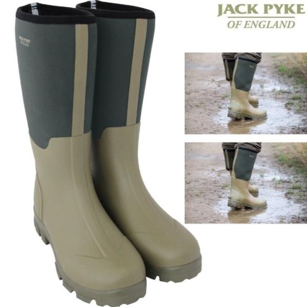 Jack Pyke Ashcombe Wellington Boot