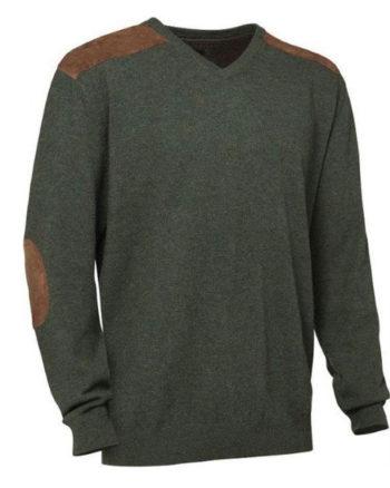 Verney Carron Fox V-Neck Pullover