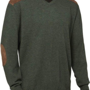 Verney Carron Fox V-Neck Pullover