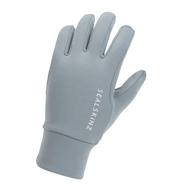 SealSkinz Water Repellent All Weather Ladies Grey Gloves