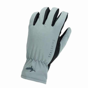 Sealskinz Waterproof All Weather Lightweight Glove Grey/Black