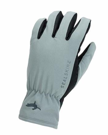 Sealskinz Waterproof All Weather Lightweight Glove Grey/Black