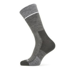 SealSkinz Solo Quick Dry Mid Length Socks