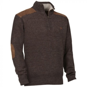 Verney Carron Fox Zipped Sweater