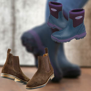 Ankle Boots & Wellies