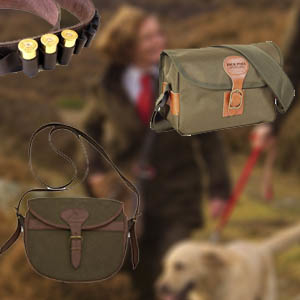 Cartridge Bags, Game Bags & Belts