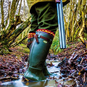 Zip Up / Full Zip Wellies