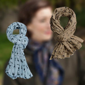 Womens Gloves, Scarves & Hats