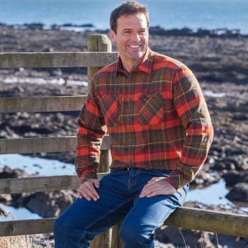 Hoggs Of Fife Autumn Luxury Hunting Shirt