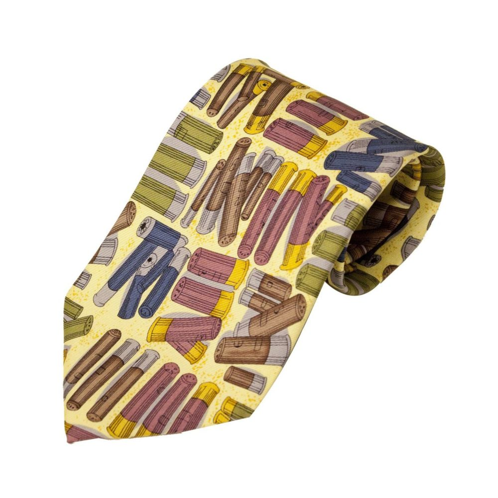 Bisley Silk Cartridge Tie