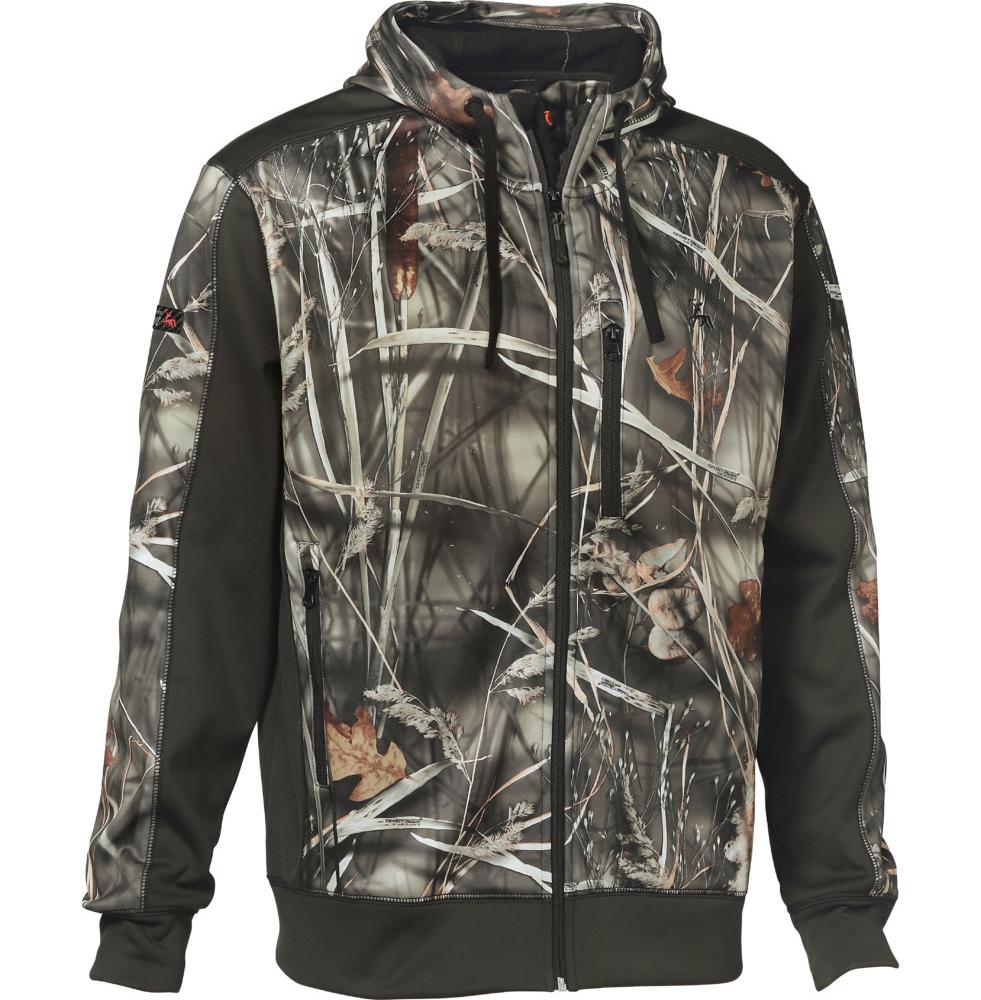 Wolf Zipped Jacket