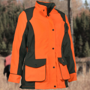 Percussion Ladies Stronger Jacket Orange